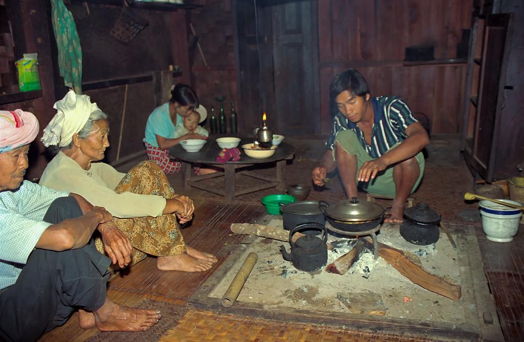 Myanmar Kelaw Region 208