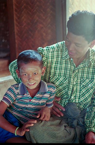 Myanmar Kelaw Region 221