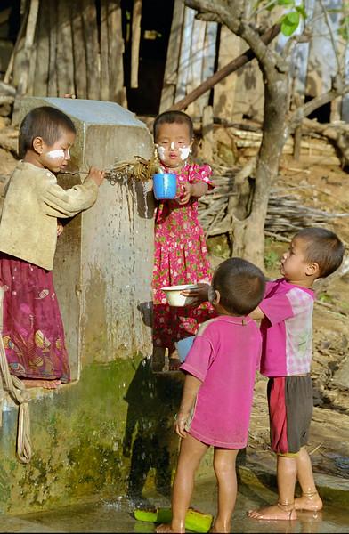 Myanmar Kelaw Region 253