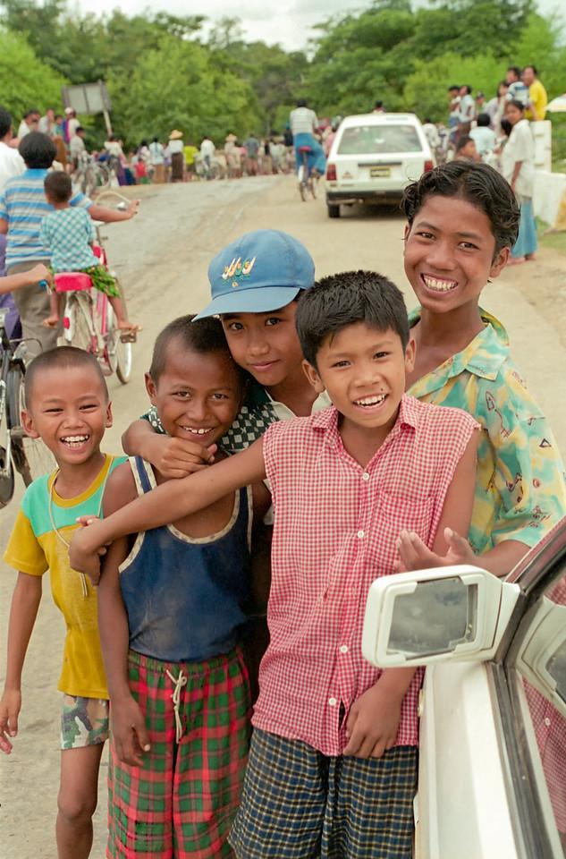 Myanmar Inle to Bagan 160