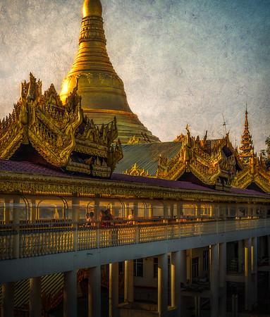 Shwedagon Gold