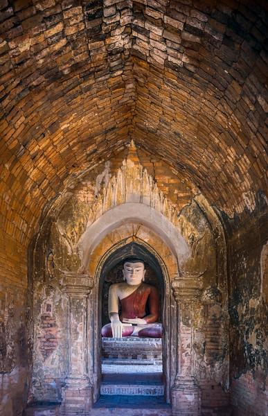 Earthquake Safe Buddha