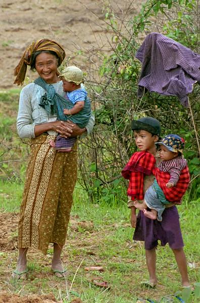 Myanmar Kelaw Region 242