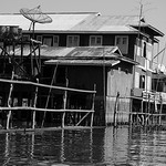 Stilt House Lake Inle