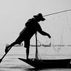 Balanced fisherman