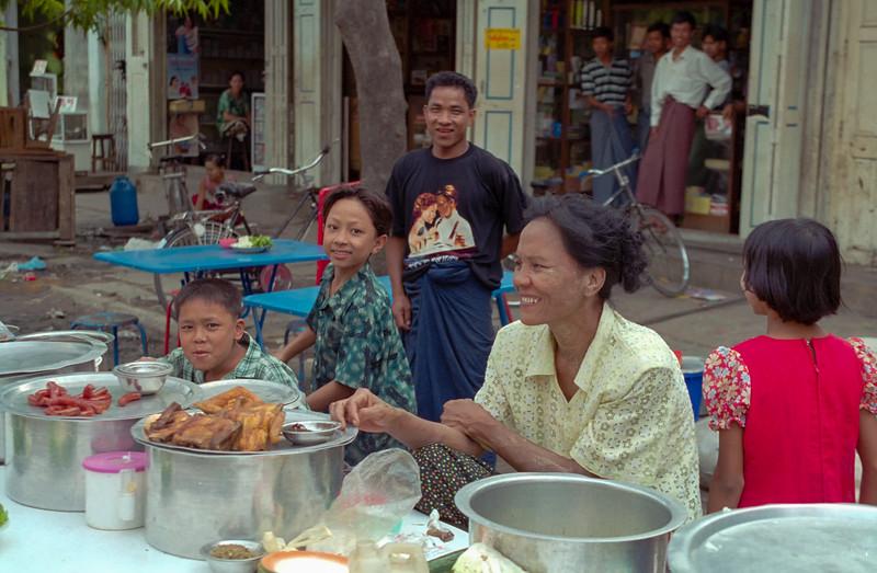 Myanmar Naungshwe Market 312