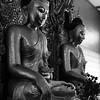 Bhudda Statue Yangon Temple