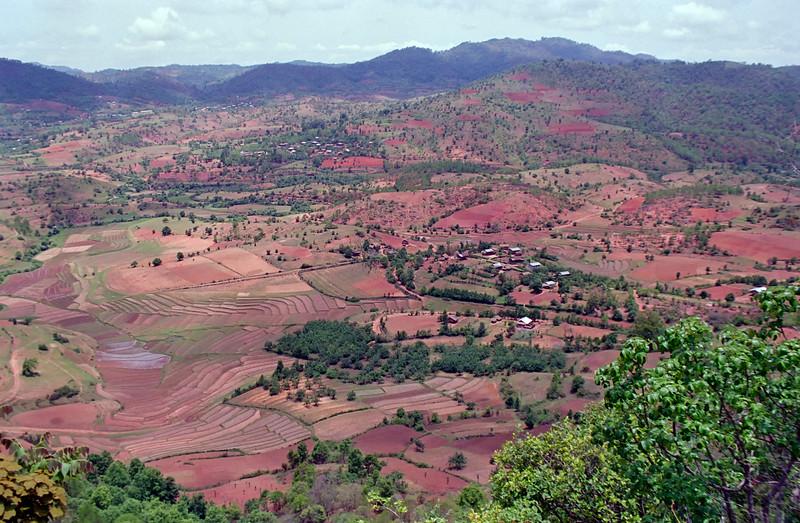 Myanmar Kelaw Region 232