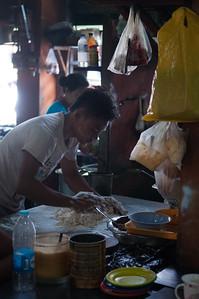 Restaurant, Bogyoke Aung San Market, Yangon