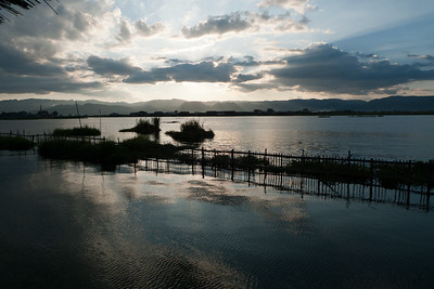 Lake Inle: Golden Island Cottages
