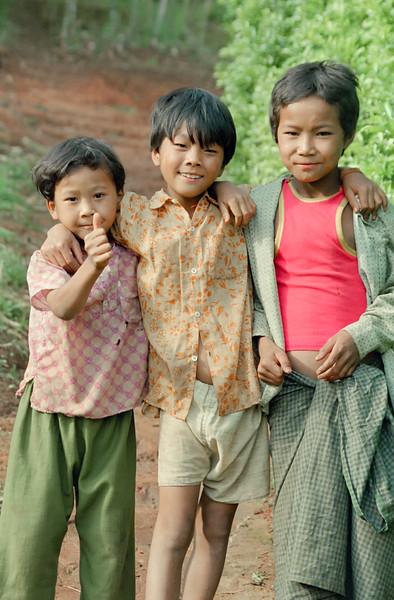 Myanmar Kelaw Region 195