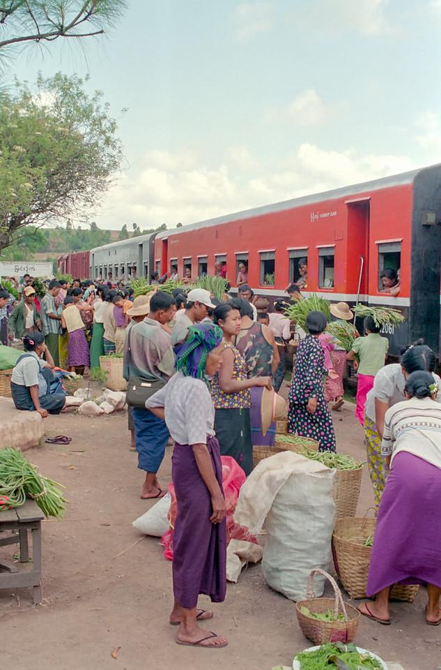 Myanmar Kelaw Region 190