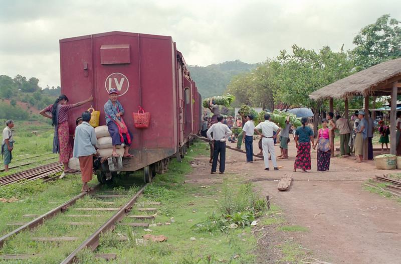Myanmar Kelaw Region 191