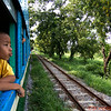 Riding the Yangon Ring Train