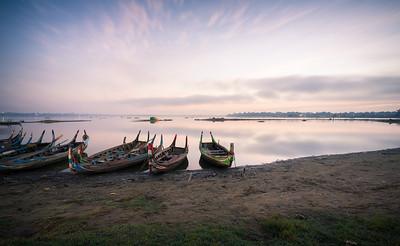 Amapura Sunrise