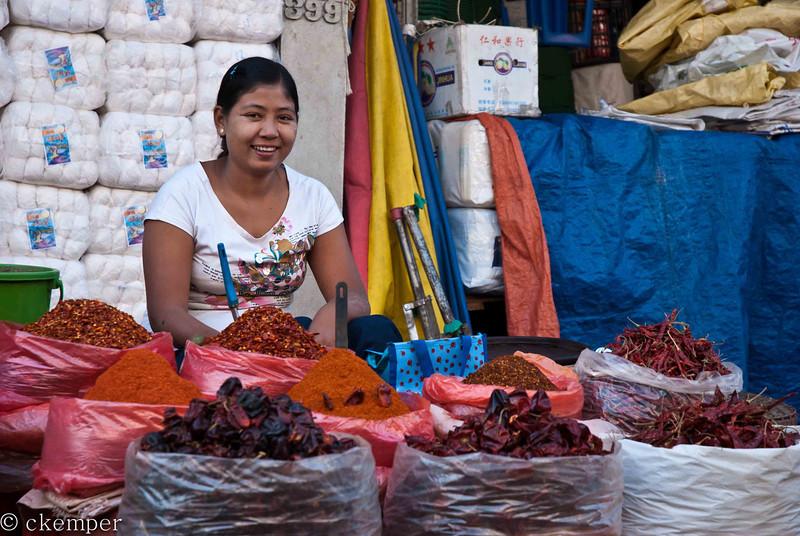 Chile Smile <br /> Yangon
