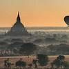 Bagan .. something in the air!