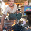 Pancakes by the Irrawadi