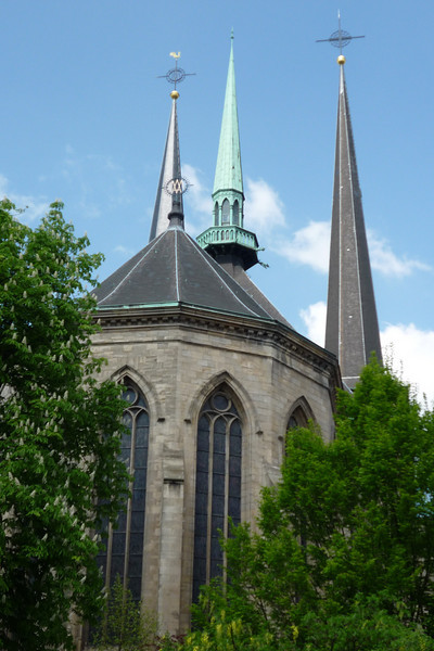 The Cathedral of our Lady of Luxembourg