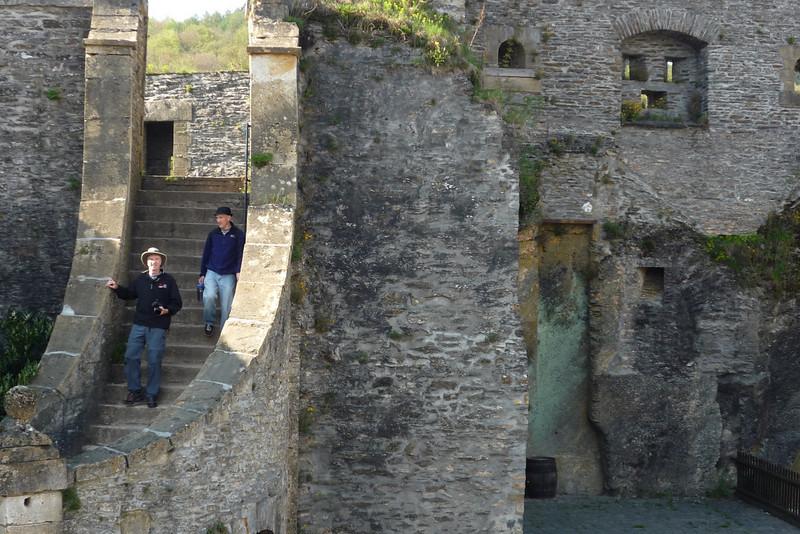 Chateau de Bouillon (Bouillon Castle)