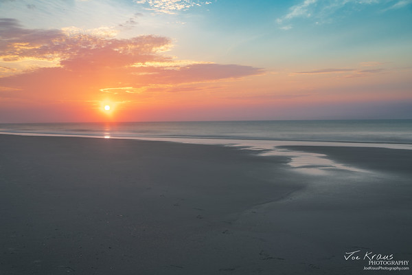 Beach Sunrise - Garden City, SC