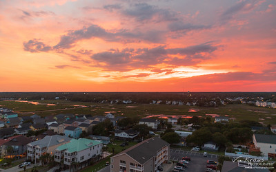 Low Country Coastal Sunset
