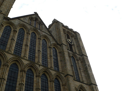 Ripon Cathedral, exterior