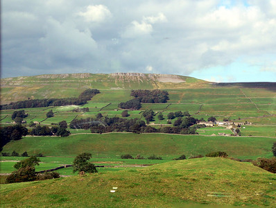 The beautiful countryside of the Dales