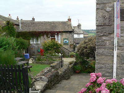 The village of Middleham
