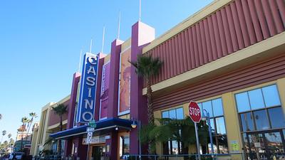 Mystery Spot, Santa Cruz, CA - 11/25/2013