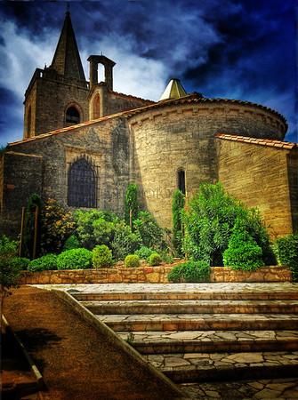 CHURCH SAINTE MARIE-MADELEINE