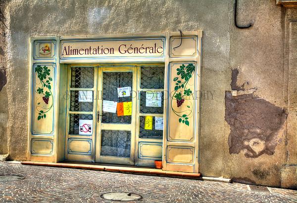 ALIMENTATION GENERALE