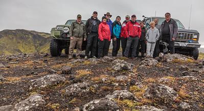 Núpsstaðaskógur og Lakagígar með Vatnadrekum september 2016