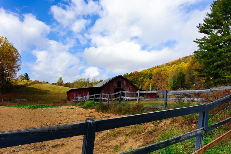 North GA Mountains Autumn
