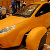 "Try the new car on the market ""ELIO"" only $6800 and 84 miles to the gallon."