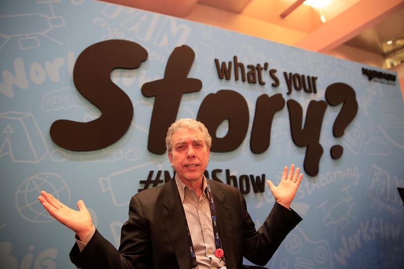 Ralph,  President of RJTravelMedia. What's your Story?