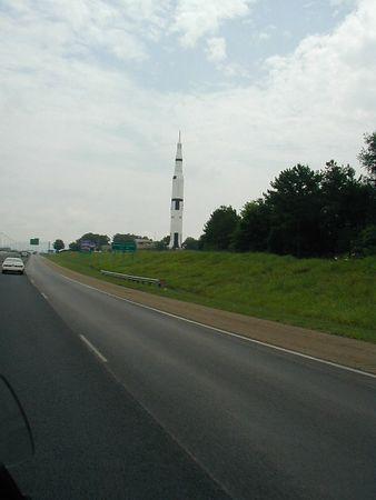NASA- Huntsville, AL