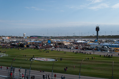 NASCAR Kansas, October 2015