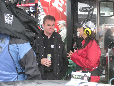 NASCAR at TMS April 2010