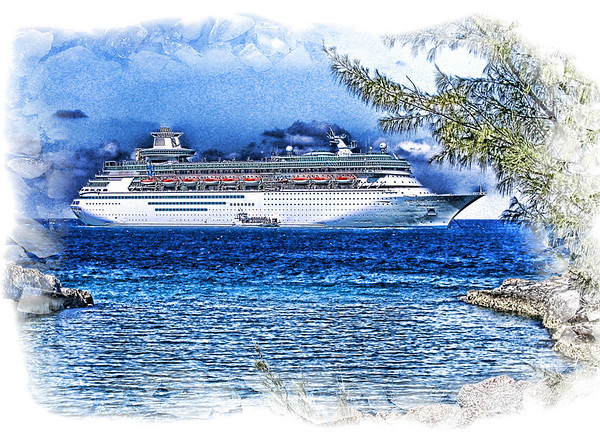 Cruise ship LA