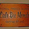 "The Cafe' DuMonde. Across Jackson Square from the St Louis Cathedral in the French Quarter, this little sidewalk French cafe' is a ""must visit"" or one hasn't seen the French Quarter."
