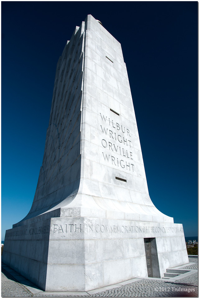 The Wright Brothers Memorial