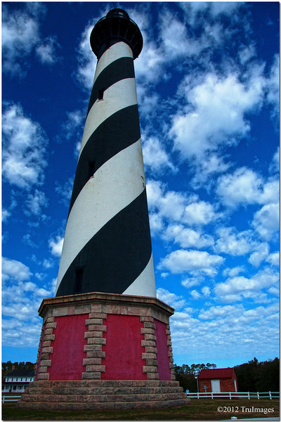 Fab 9<br /> Cape Hatteras Lighthouse