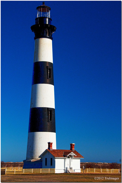 Bodie Island Lighthouse,