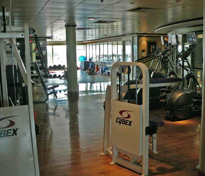 NCL Star gym