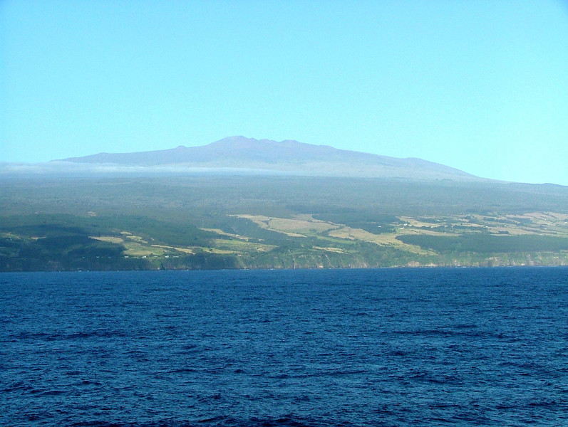 "COMING INTO HILO ON THE BIG ISLAND OF ""HAWAII"""