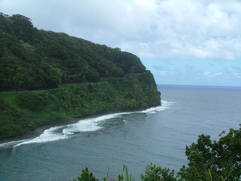 ANOTHER VISTA TAKEN ON THE ROAD TO HANA.<br /> BE SURE TO STOP AND PICK UP A BOXED LUNCH IN TOWN BEFORE MAKING THE TRIP UP TO HANA