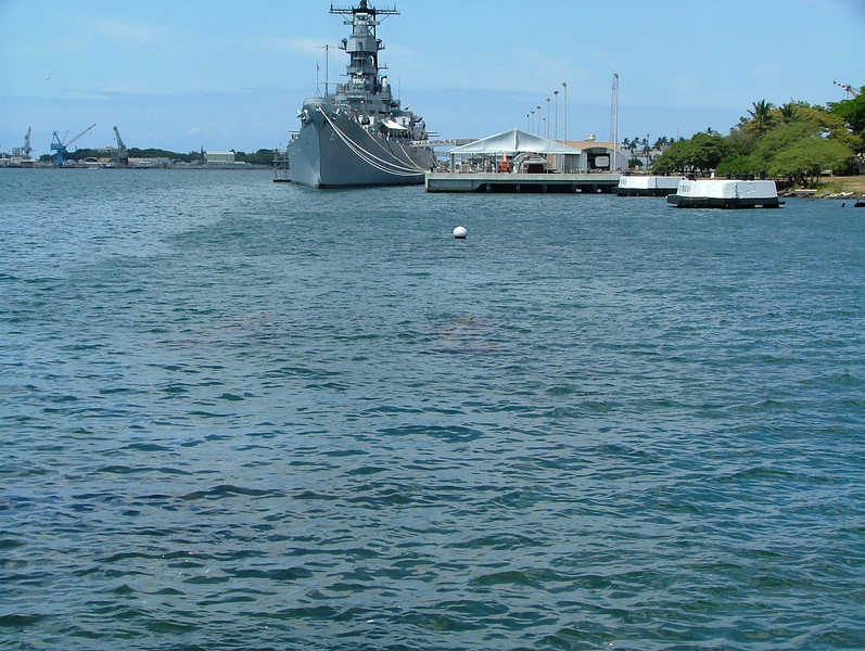 Pearl Harbor Tour