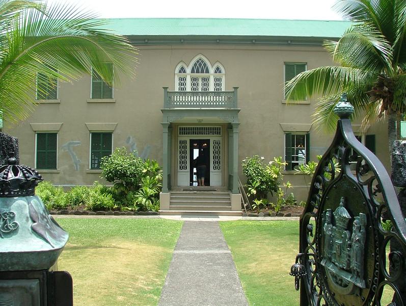 MOKUAIKANA CHURCH IN KONA HAWAII