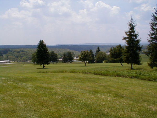 NEMACOLIN WOODLANDS RESORT, LINKS COURSE.